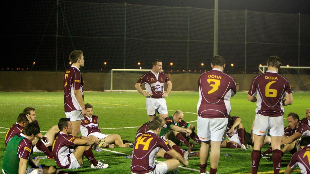 Uncertainty continues to live in the Doha Club while an array of rugby talent will be left isolated