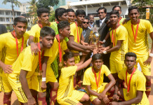 Jaffana indhu college vs Colombo Indhu College
