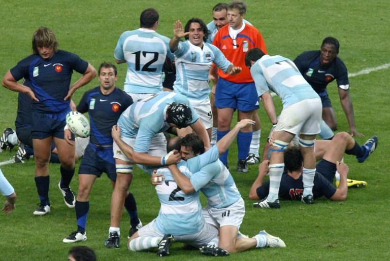 They shocked France to open their dream run (Image courtesy – AFP)