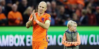 Retirement of Robben