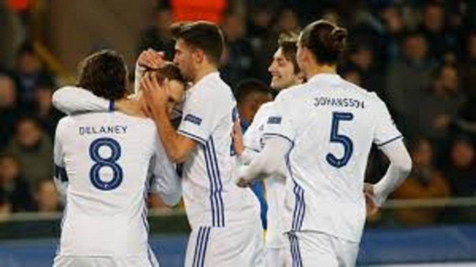 Copenhagen bow out in style with Bruges win
