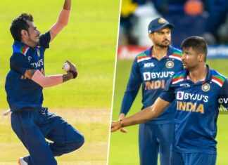 Chahal, Gowtham test positive