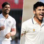 T Natarajan added to test squad