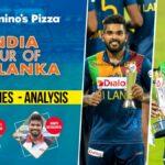 India tour of Sri Lanka 2021 - Post Series Analysis