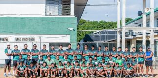 Isipathana College Rugby Team 2018