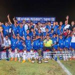 St. Joseph's College v Royal College – Final – U18 Division I Schools' Football Championship 2018