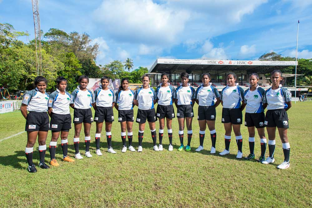 Sri Lanka Junior Women's Rugby