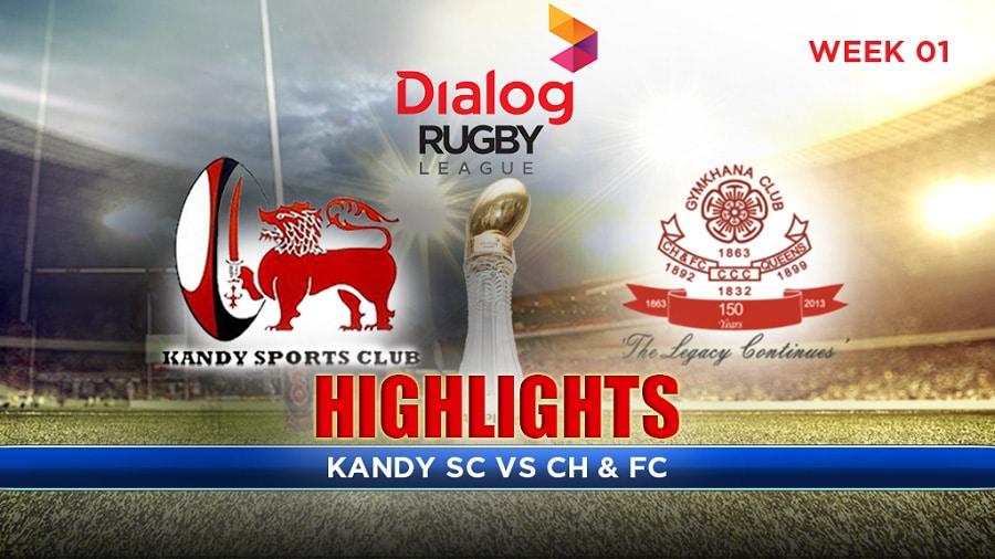 Highlights – Kandy SC vs CH & FC