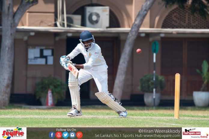 Kavindu Madarasinghe U19 Cricket - Jan 16th