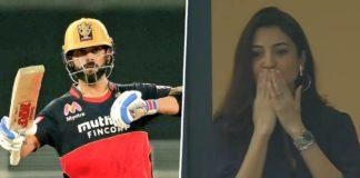 Anushka Sharma's amazing reaction