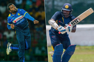 Kusal janith out, Amila Aponso in