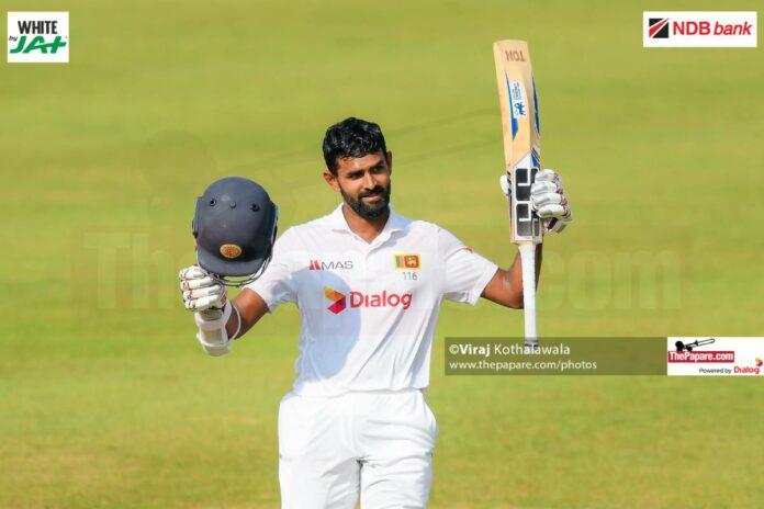 Sri Lanka on top after Thirimanne, Karunaratne centuries