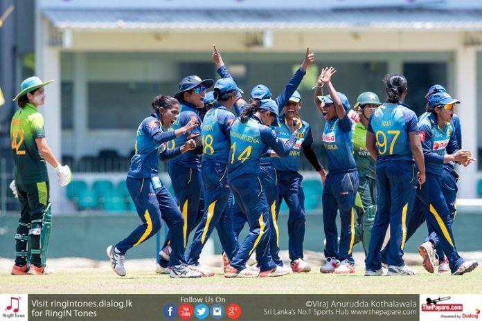 2nd T20I - Sri Lanka Women v Pakistan Women