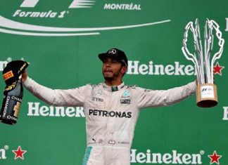 Hamilton wins in Canada, dedicates victory to Ali