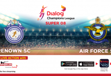 Renown SC v Air Force SC | DCL16 | 11th Feb