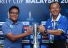 Macau coach Tam Iao San
