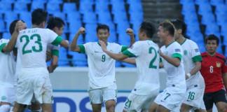 Macau first side to reach AFC Solidarity Cup semi-finals