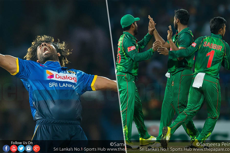 Sri Lanka vs Bangladesh 2nd T20I