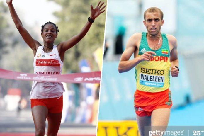 Ethiopians Walelegn, YehualawEthiopians Walelegn, Yehualaw