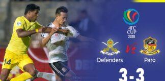 Defenders v Paro - Highlights (AFC Cup 2020)