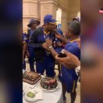 Sri Lanka Legends Celebrate