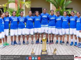 Good Shepherd Convent Basketball Team