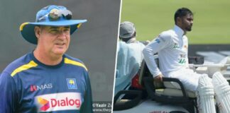 Mickey Arthur speaks on test injury