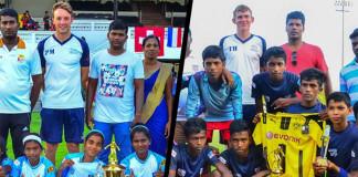 Sri Lanka & USA win Mini World Cup