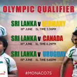 Tuskers hope to make history in Monaco