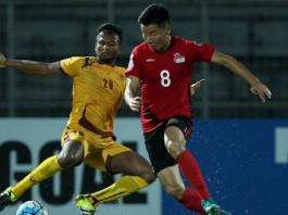 Mongolian penalties down Sri Lanka