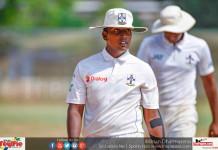 Nallapperuma shines for Thomians; Arosha tons for Bandaranayake
