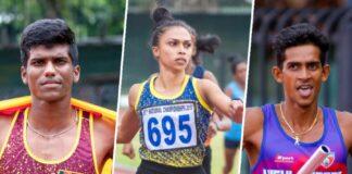 National Athletics Trails 2021