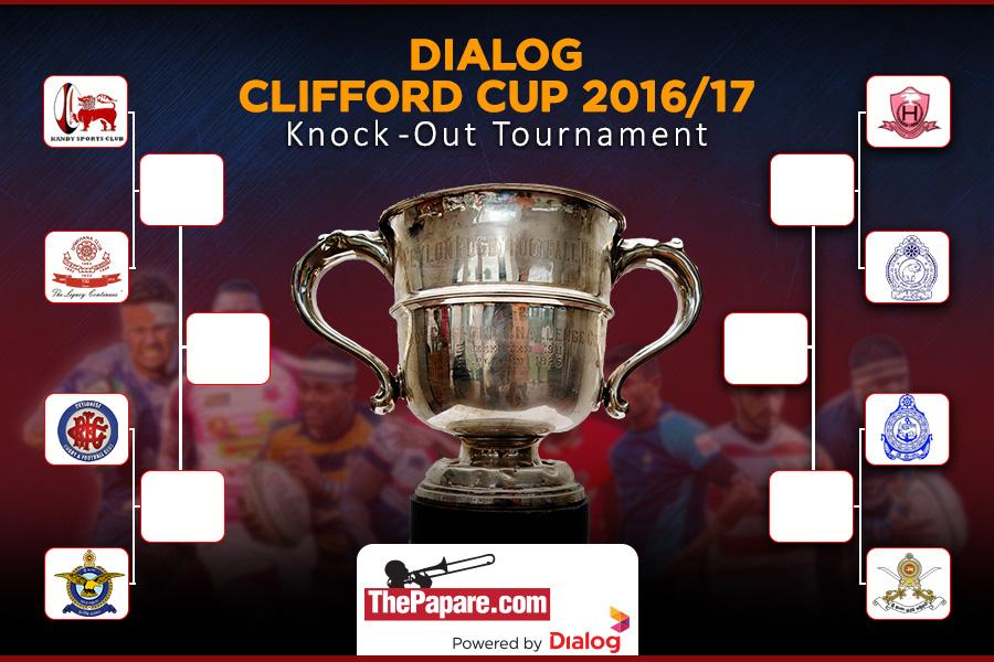 Clifford Cup Fixtures