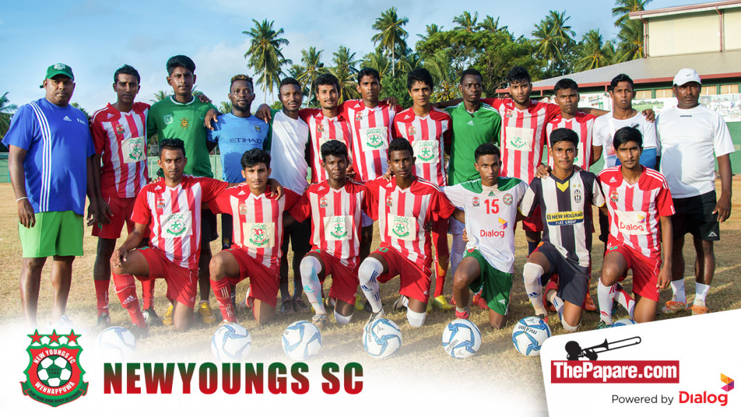 New Youngs SC Team 2016