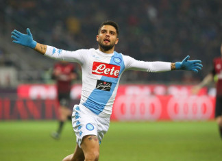 Napoli put another dent in Milan's Champions League hopes leftright 2/2leftright