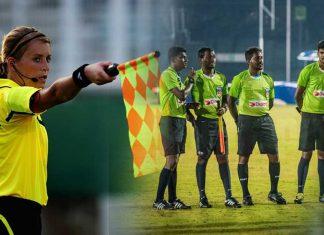 Off-Side Rule & Sri Lanka Football Referees