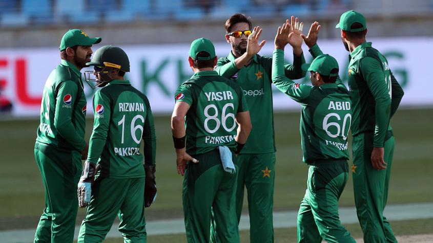 Pakistan fined for slow over
