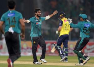 Pakistan celebrates international revival