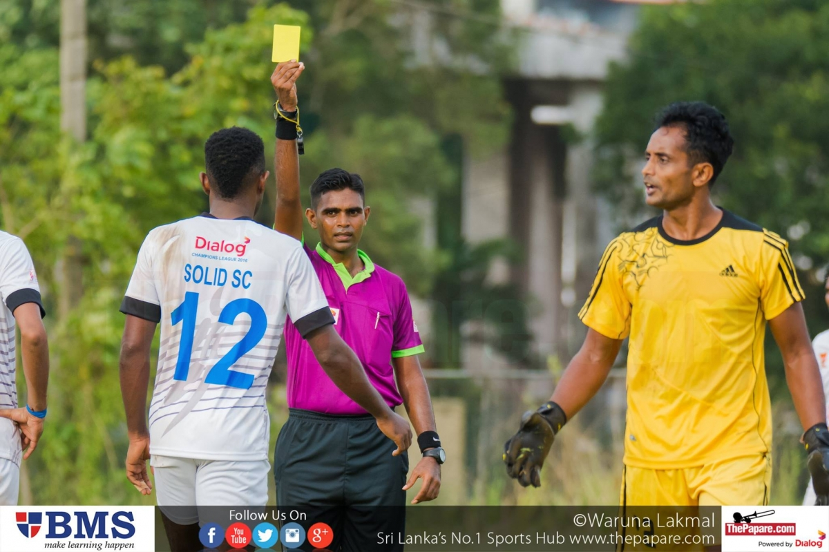 Photos negombo youth sc v solid sc group stage dcl 16 for Championship league table 99 00