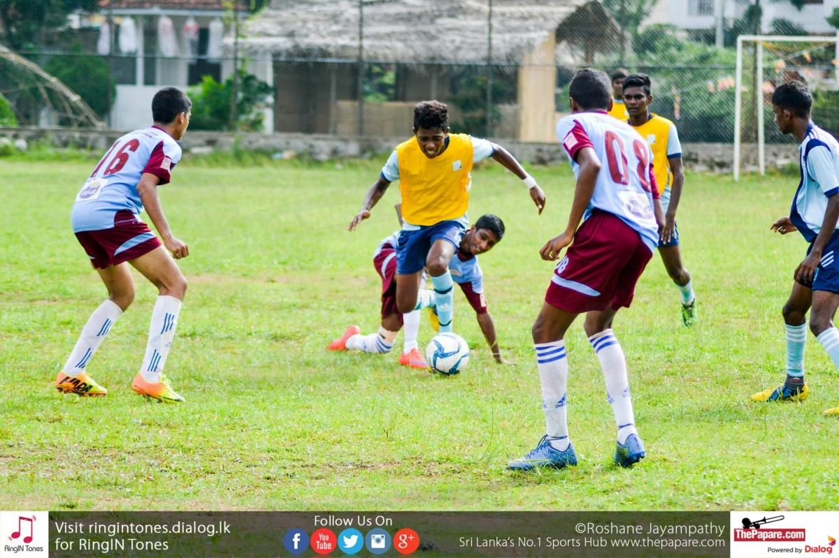 Photos: Wesley College vs Dharmaraja College - Schools ...