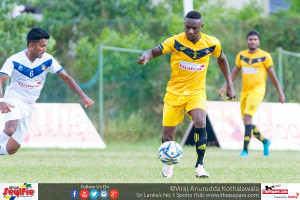Colombo FC Vs Navy Football