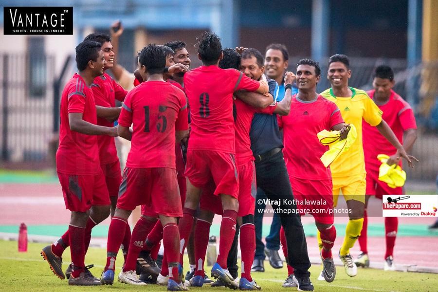 Police SC v Moragasmulla SC | Super 6 | Premier League Division 1 2018