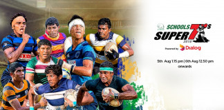 Sri Lanka Super 7s - Schools Rugby Team