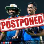 Sri Lanka XI vs World XI – charity match postponed