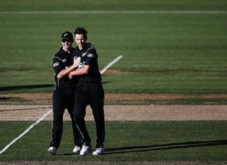 Boult, Taylor help New Zealand clinch Chappell-Haddle series