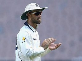 Glenn Maxwell called in as cover for Warner