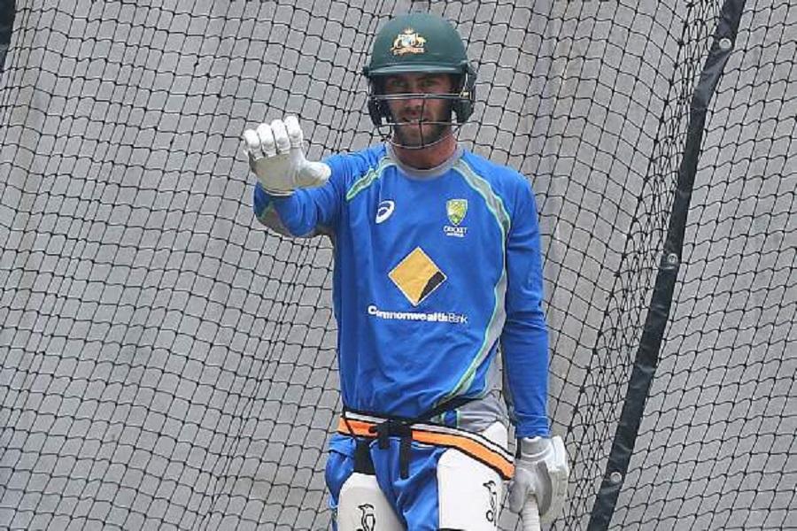 Glenn Maxwell last played a Test match against Pakistan in Abu Dhabi in 2014 © Getty