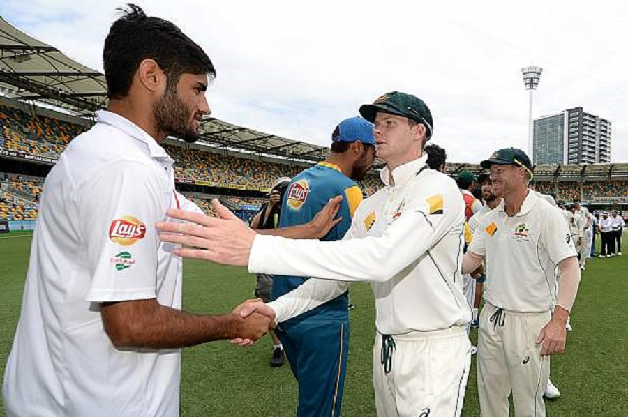 Australia's vaunted attack was surprisingly stymied by determined Pakistani batting, raising concerns of an over reliance on spearheads Mitchell Starc and Josh Hazelwood. © Getty