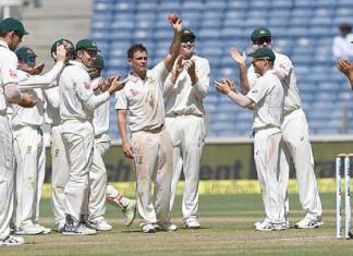 Smith, O'Keefe lead Australia to a sensational win