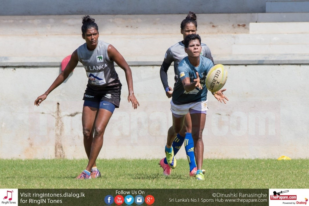 A huge effort has been put for the development of women's rugby in preparation for the Asia Sevens series
